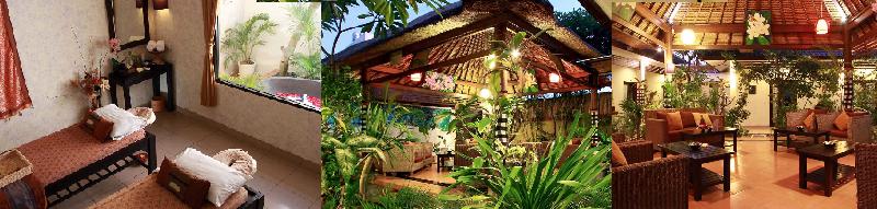 バリ・オーキッド・スパ|バリ島のスパ・エステ・マッサージの格安予約はH2-SPA