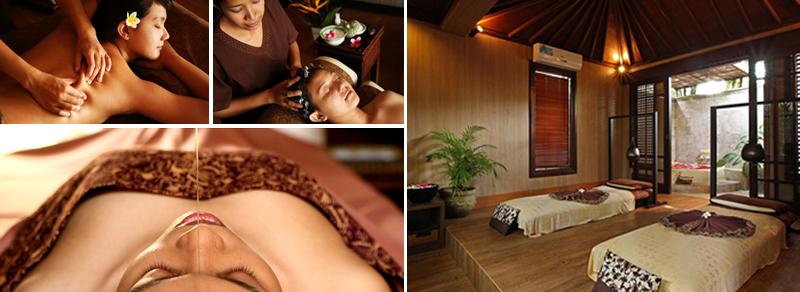 シエスタ(Siesta a Total Relaxation)|バリ島のスパ・エステ・マッサージはH2-SPA