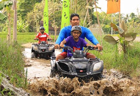 ATVライド|Bali Sunset Adventure社(バリ・サンセット・アドベンチャー)