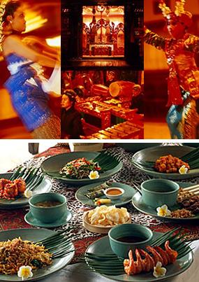 アヨディア(ayodya)|バリ舞踊を見ながら優雅にディナー