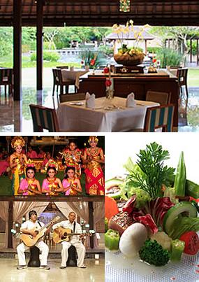 タ・アイル・カフェ(Mata air cafe)|バリ舞踊を見ながら優雅にディナー