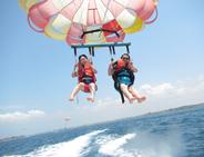 Parasailing Adventure2人乗りパラセイリング|BMR社(ヌサドゥア近郊)