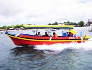 グラスボトムボート&亀の島|BMR社(ヌサドゥア近郊)