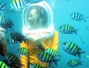 オーシャンウォーカー|BMR社 ヌサドゥア・タンジュンブノア|バリ島のマリンスポーツ