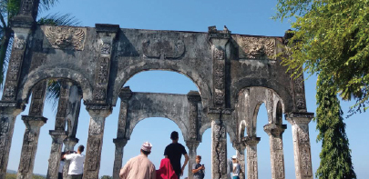 バリ島東海岸神聖寺院&工房巡りコース