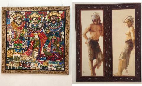 ネカ・アート美術館|バリ芸術を感じるアート満載コース