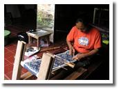 トゥガナン村見学|バリ島東海岸神聖寺院&工房巡りコース