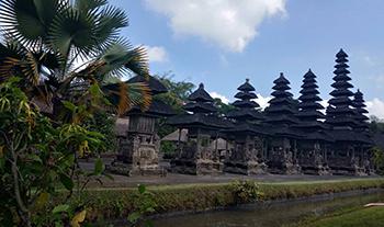 タマンアユン|タマンアユン&タナロット寺院 夕方コース