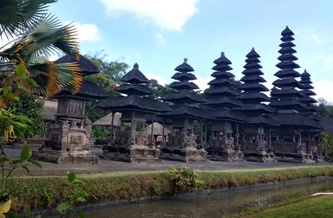 世界文化遺産:タマンアユン寺院|バリ島厳選7有名寺院巡りコース