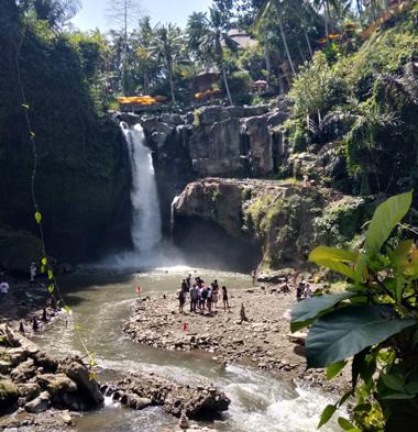 トゥグヌンガンの滝|スピリチュアルコース