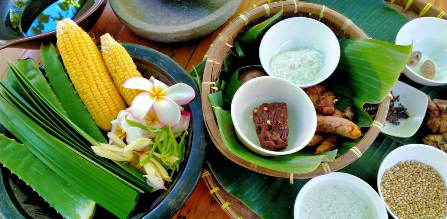 バリ島をバーチャルで観光 「バリ島で受け継がれた伝統民間療法ジャムゥレクチャー」