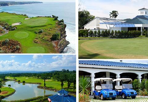 ニュークタ・ゴルフ|バリ島オプション