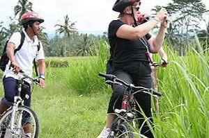 トゥルーバリニーズ社サイクリング|大好きバリ!!オプション予約
