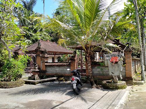 ウ大好きバリの拠点、バリ島マス村のユダ村長がご案内する 「マス村ヴィレッジツアー」